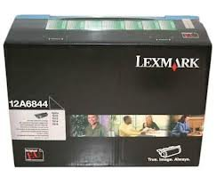 Lexmark Optra T High Yield Return Program Print Cartridge 25000pages Black ( 12A6844 )