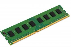 Kingston ValueRAM - DDR3 - 8 GB - DIMM 240-PIN - 1600 MHz / PC3-12800 - CL11