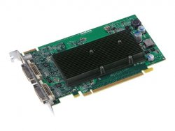 Matrox M9120-E512F GDDR2 graphics card ( M9120-E512F )