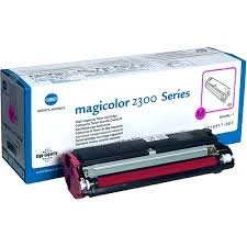 Konica Minolta 1710517-007 4500pages Magenta laser toner & cartridge ( 1710517-007 )
