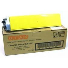 UTAX CLP3521 Laser cartridge 4000pages Yellow ( 4452110016 )