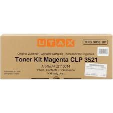 UTAX Toner CLP3521 Laser cartridge 4000pages Magenta ( 4452110014 )