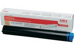 OKI 43640302 Laser cartridge 2000pages Black laser toner & cartridge ( 43640302 )