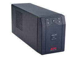 APC Smart-UPS Line-Interactive 620VA 4AC outlet(s) Tower Grey uninterruptible power supply (UPS) ( SC620I )