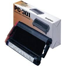 Brother Fax Cartridge (Cartridge + Ribbon) ( PC-301 )