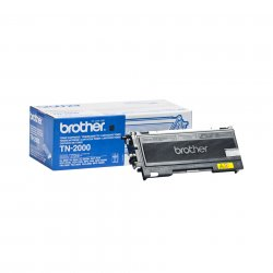 Brother TN-2000 - Toner schwarz - für Brother DCP-7010, DCP-7010L, DCP-7025, MFC-7225n, MFC-7420, MFC-7820N; FAX-2820, 2825