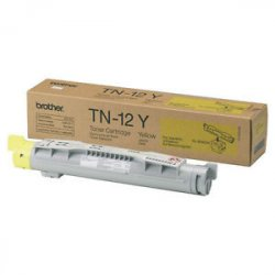 Brother TN-12Y - Toner gelb - für HL-4200CN