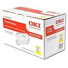 OKI 42126662 14000pages Yellow printer drum ( 42126662 )