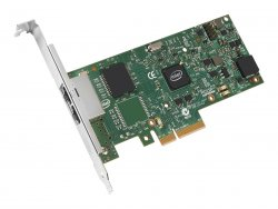 Intel Ethernet Server Adapter I350-T2 - Netzwerkadapter - PCIe 2.1 x4 Low Profile - 1000Base-T x 2