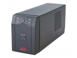 APC Smart-UPS Line-Interactive 420VA 4AC outlet(s) Tower Grey uninterruptible power supply (UPS) ( SC420I )