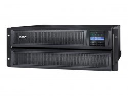 APC Smart-UPS Line-Interactive 3000VA 10AC outlet(s) Rackmount/Tower Black,Stainless steel uninterruptible power supply (UPS) ( SMX3000HV )