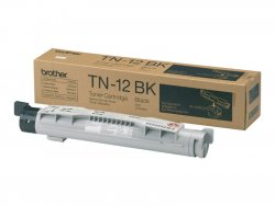 Brother TN-12BK Laser toner 9000pages Black laser toner & cartridge ( TN-12BK )