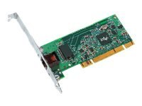 Intel PRO/1000 GT Desktop Adapter - Netzwerkadapter - PCI / 66 MHz - Gigabit Ethernet