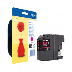 Brother LC-121M ink cartridge  Magenta 1 pc(s) ( LC-121M )
