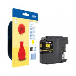 Brother LC-121Y ink cartridge  Yellow 1 pc(s) ( LC-121Y )