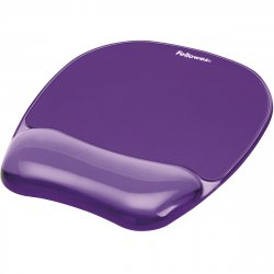 Fellowes 9144104 mouse pad Violet ( 9144104 )