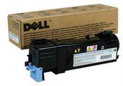 Dell 593-10318 - P239C - CT201196 - Toner gelb - für Color Laser Printer 1320c 1320cn 2130cn; Multifunction Color Laser Printer 2135cn