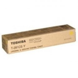 Toshiba T-281CEY 10000pages Yellow ( 6AG00000843 )
