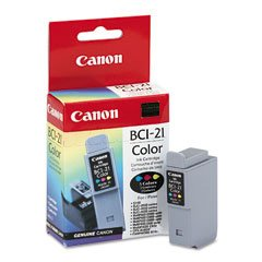 Canon BCI-21 Cyan, Magenta, Yellow ink cartridge ( 0955A002 )