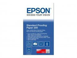 Epson Proofing Paper Standard - Rolle (43,2 cm x 50 m) 1 Rolle(n) Proofing-Papier ( C13S045007 )