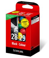 Lexmark Combo Pack No28/29 Tinte