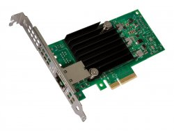Intel Ethernet Converged Network Adapter X550-T1 - Netzwerkadapter - PCIe 3.0 x4 Low Profile - 10Gb Ethernet x 1 ( X550T1BLK )