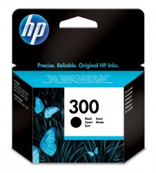 HP 300 Black Original Ink Cartridge ( CC640EE )