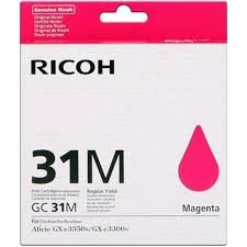 Ricoh 405690 Magenta ink cartridge ( 405690 )