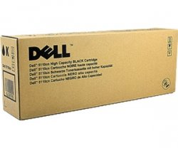 Dell 593-10121 - GD898 - Toner schwarz - für Color Laser Printer 5110cn