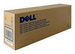DELL 593-10123 - JD750 - CT200843 - Toner gelb - für Color Laser Printer 5110cn