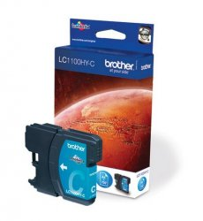 Brother LC-1100HYC ink cartridge  Cyan 1 pc(s) ( LC-1100HYC )