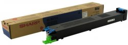 Sharp MX-18GTCA Laser cartridge 10000pages Cyan laser toner & cartridge ( MX-18GTCA )