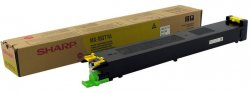 Sharp MX-18GTYA Laser cartridge 10000pages Yellow laser toner & cartridge ( MX-18GTYA )