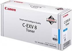 Canon C-EXV8 25000pages Cyan ( 7628A002 )