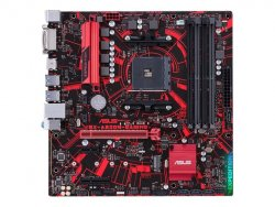 ASUS EX-A320M-GAMING - Motherboard - Mikro-ATX - Socket AM4 - AMD A320 - USB 3.0 ( 90MB0VG0-M0EAYM )