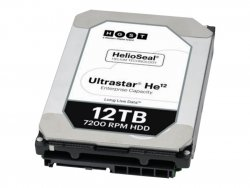 HGST Ultrastar He12 12000GB Serial ATA internal hard drive ( 0F30144 )
