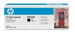 HP 122A Black Original LaserJet Toner Cartridge ( Q3960A )