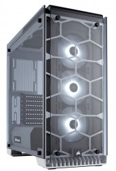 Corsair Crystal 570X Midi-Tower Weis Computer-Gehause ( CC-9011110-WW )