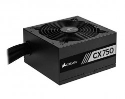 Corsair CX750 750W ATX Black power supply unit ( CP-9020123-EU )