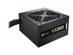 Corsair VS350 350W ATX Black power supply unit ( CP-9020095-EU )