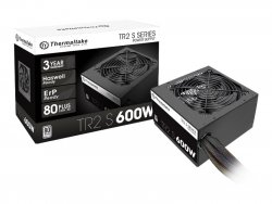 Thermaltake TR2 S 600W 600W ATX Black,Red power supply unit ( PS-TRS-0600NPCWEU-2 )