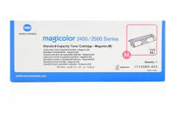 Konica Minolta 1710589-002 1500pages Magenta laser toner & cartridge ( 1710589-002 )