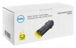 DELL 0CX53 Laser cartridge 2500pages Yellow ( 593-BBSE )