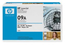 HP 09A Laser cartridge 15000pages Black ( C3909A )