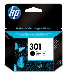 HP 301 Black Original Ink Cartridge ( CH561EE )