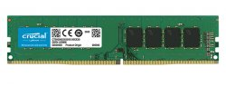 Crucial - DDR4 - 16 GB - DIMM 288-PIN - 2666 MHz / PC4-21300 - CL19 ( CT16G4DFD8266 )