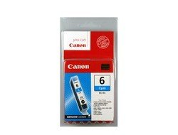 Canon BCI-6C Cyan ink cartridge ( 4706A002 )