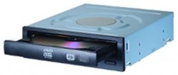 Lite-On IHAS124 Internal DVD Super Multi DL Black optical disc drive ( IHAS124-14 )