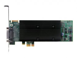 Matrox M9120 Plus LP - Grafikkarten - 512 MB DDR2 - PCIe Low-Profile ( M9120-E512LAU1F )