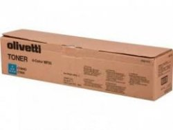 Olivetti B0536 Laser toner 12000pages Cyan toner cartridge ( B0536 )